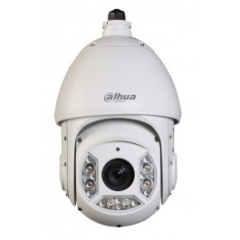 IPC-SD6C230UN-HNI 2MP 30x Optical 490FT IP66 IP PTZ Hanging IR Dome Camera