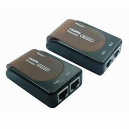 HDMI Extender(Cat.5E/6) 40m(130Ft)/1080p