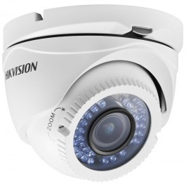 Turbo HD-TVI 1080P  Vari-focal IR Turret Camera DS-2CE56D1T-VFIR3