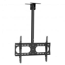 "Flat TV Ceiling Mount Adjustable Pole Angle 37~65"" Tilt, CEM237M1"