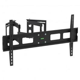 "Full Motion TV Corner Mount for 37~63"" w/20"" Arm, Max 800x400mm VESA, LPA-13-484C"