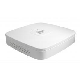 NVR4104-P 4CH 80Mbps Recording 4POE Mini 1U NVR