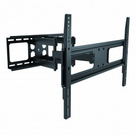 """TV Mount for 37 ~70"""" w/20"""" Arm Full Motion Flat or Curved Screen Max 600x400 VESA LPA36-466"""