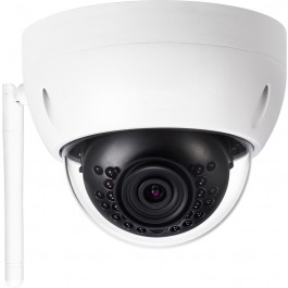 IPC-HDBW1320E-W 3MP 2.8mm Lens 100FT IP  IP67  IK10 Vandal IR Dome Camera