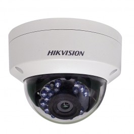 Turbo HD-TVI 1080P Vandal Proof IR Dome Camera DS-2CE56D1T-VPIR