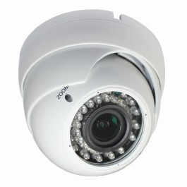 1080P HD-CVI 2.8-12mm Lens IR Dome Camera