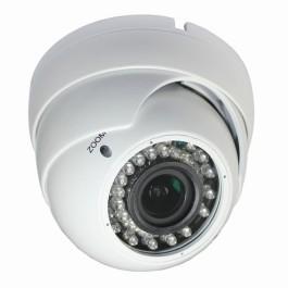 1080P HD-CVI 2.8-12mm Lens IR Dome Camera