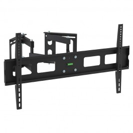 "Full Motion TV Corner Mount for 37~63"" w/20"" Arm, Max 800x400mm VESA, LPA-13-484C"