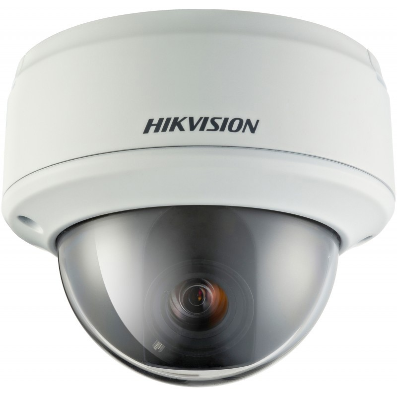 Hikvision DS-2CD764FWD-EZ WDR Dome Camera