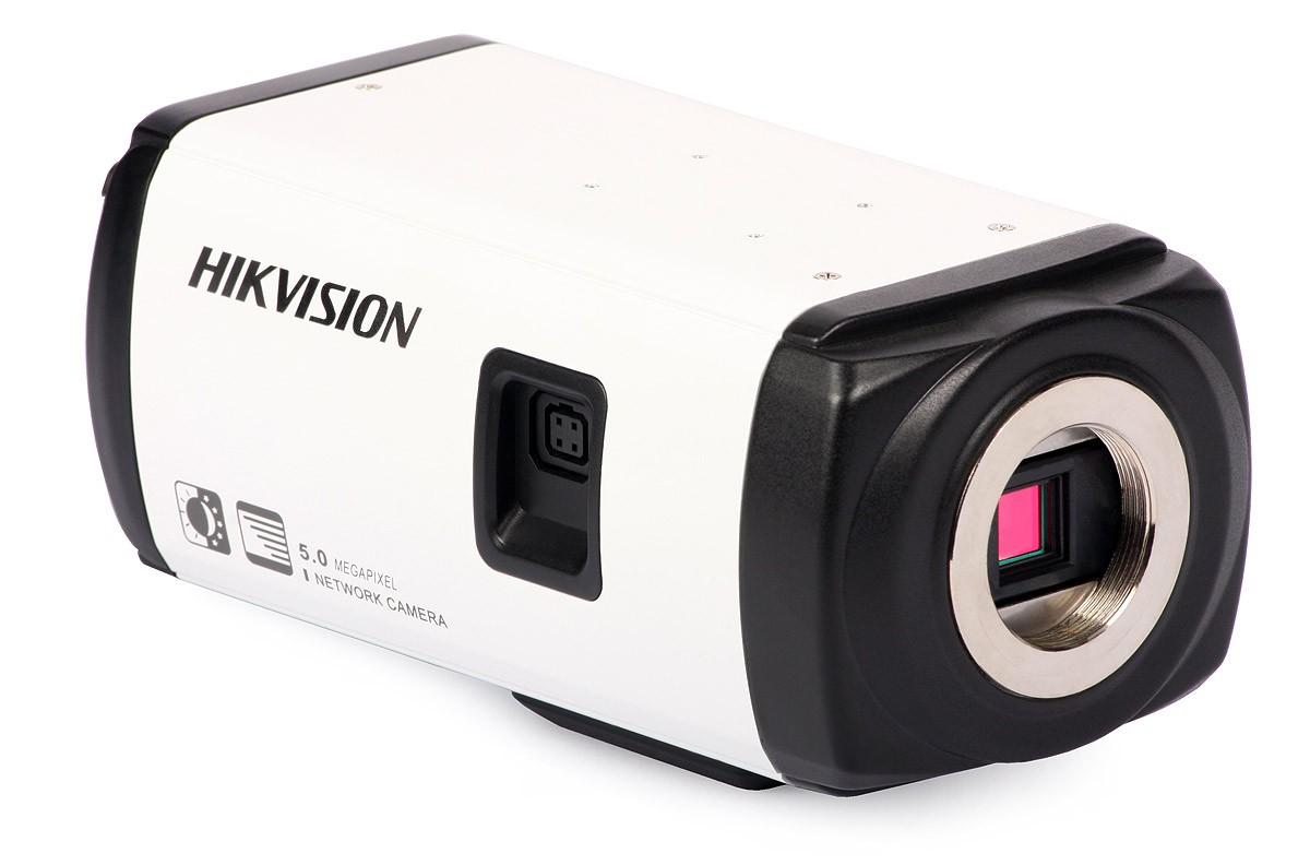 Hikvision DS-2CD883F-E Box Camera
