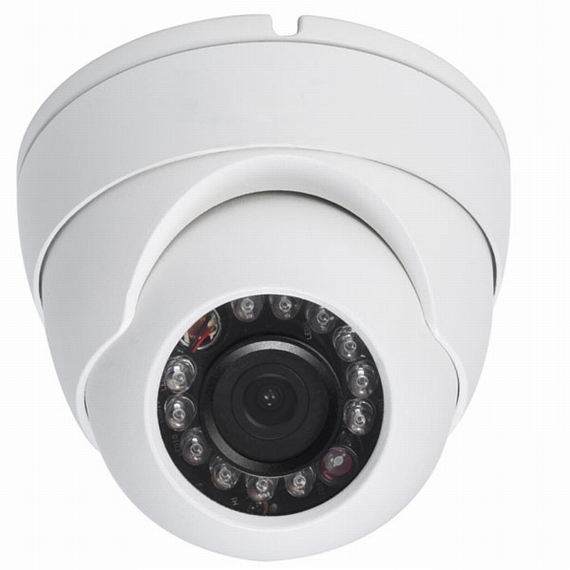 1080P HD-CVI 3.6mm IR Dome Camera HAC-HDW1200M