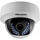 Turbo HD-TVI 1080p Outdoor Vandal Proof Indoor IR Dome DS-2CE56D5T-VPIR3